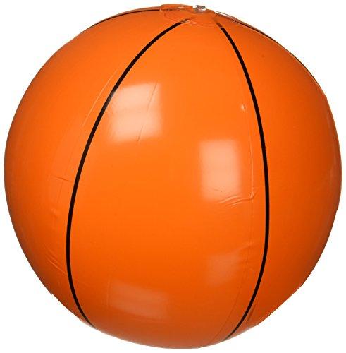 Bolas de baloncesto hinchables ~ 1 DZ; inflado de baloncesto ~ 16 pulgadas ~ Deportes temática cumpleaños Favor ~ Decor...