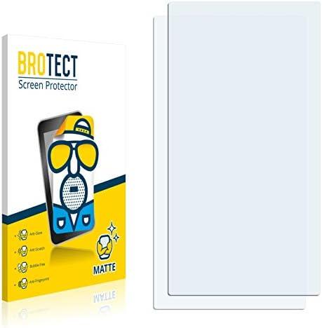 BROTECT 2X Entspiegelungs-Schutzfolie kompatibel mit iBasso DX220 Displayschutz-Folie Matt, Anti-Reflex, Anti-Fingerprint