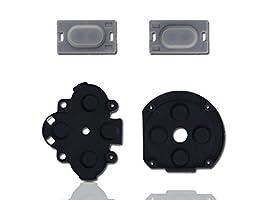 Third Party - Kit de caoutchouc boutons PSP 1000 - 0583215002330