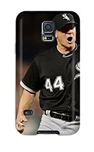 Rolando Sawyer Johnson's Shop Hot chicago white sox MLB Sports & Colleges best Samsung Galaxy S5 cases 3168536K586288089
