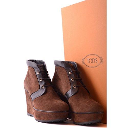 Tods Schoenen Pt2632 Bruin