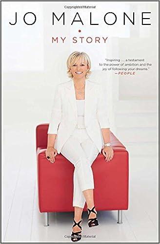 Book Jo Malone: My Story