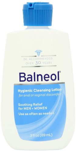 Balneol Hygienic Cleansing Lotion, 3.0-Ounce Bottles (Pack of 2)