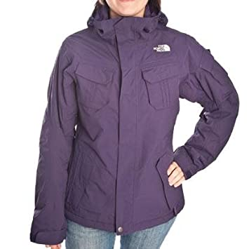 De The Face Ski North Violet Veste Femme Pour Decagon xIvaIF