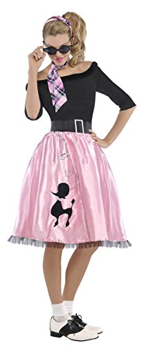 Halloween Costumes Ideas For 2 Friends (Womens Sock Hop Sweetie Costume Size Small (2-4))