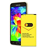 Best Battery For Galaxy S5s - Galaxy S5 Battery, Upgraded Euhan 3300mAh Li-ion Replacement Review