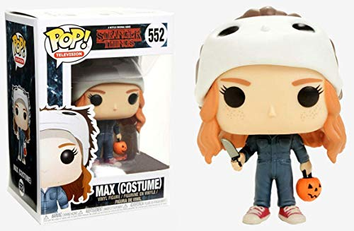 Figura Pop Stranger Things MAX in Myers Costume Exclu