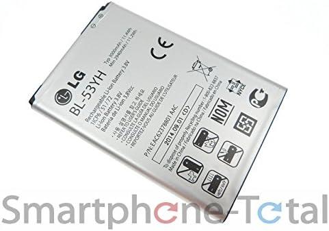 NG de Mobile Original LG Optimus G3 D855 batería battery 2940 mAh ...