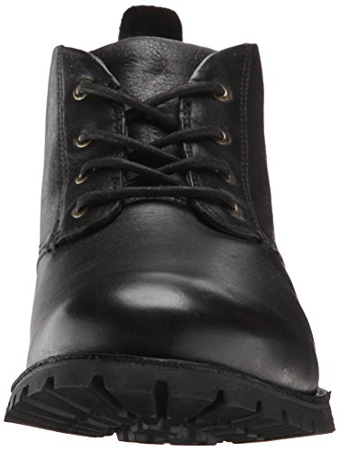 Moerassen Mens Johnny Chukka Waterproofleather Boot Zwart