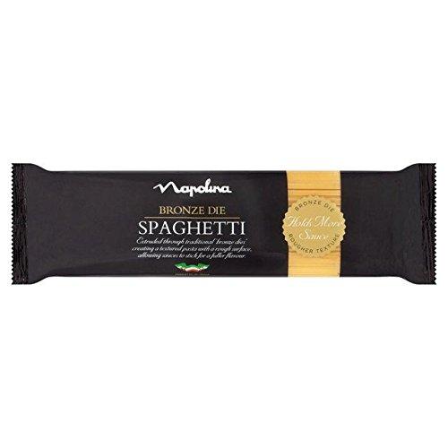 Price comparison product image Napolina Bronze Die Spaghetti - 500g (1.1lbs)