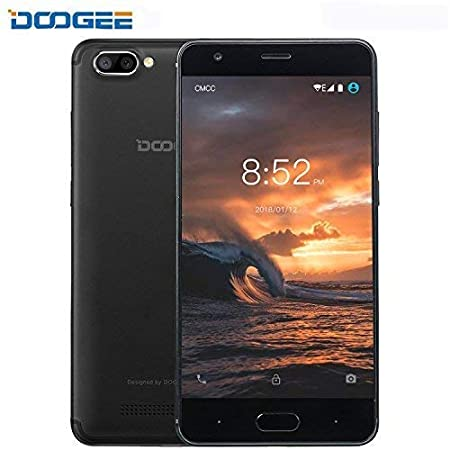 Moviles Libres, DOOGEE X20L 4G Android 7.0 Dual SIM Teléfonos Móviles: Amazon.es: Electrónica