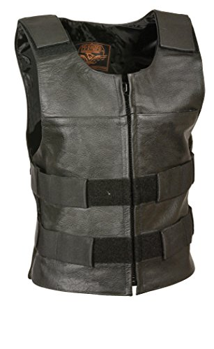 Zipper Womens Vest - 1