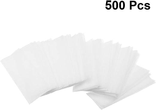 Yardwe 500 Piezas No Tejido Bolsas de vivero para Plantas ...