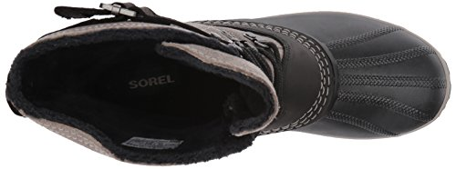 II Kettle Black Fancy Women's Winter Sorel Lace Zx64CH6