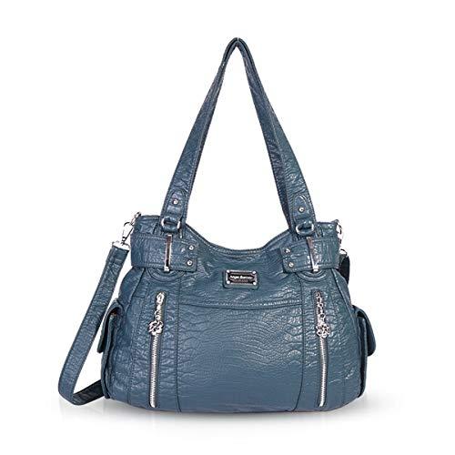 Totes Sacs Bleu Hobo amp; Crossbody bandoulière Sacs Large Vintage à main à NICOLE Femme DORIS PqTwg