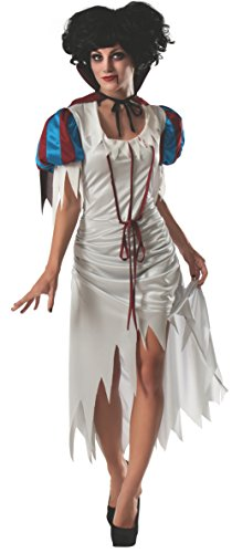 Rubie's Women's Scary Tales Adult Snow Fright Costume, Multi, Large