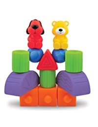 Melissa & Doug K's Kids Pop Blocs Building Set BOBEBE Online Baby Store From New York to Miami and Los Angeles