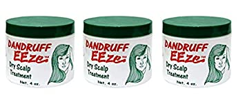 Dandruff EEze Dry Scalp Treatment 4 oz by Lets Dred 3PCS