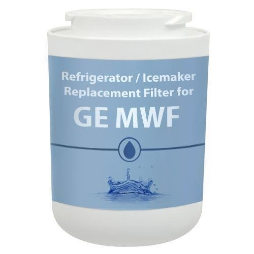 Ge Single Refrigerator (Replacement Water Filter Cartridge for GE Refrigerator Models GSS23HMHES / PSC25SGSBSS)