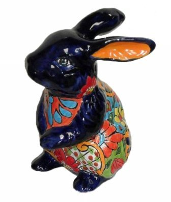 Talavera Rabbit Standing (10×10) For Sale