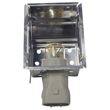 Indesit - Caja con bombilla para horno Indesit: Amazon.es: Hogar