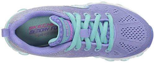 Violet Sneakers Ultra Air Peri Skechers Glitterbeam Basses Fille A8SwTqF