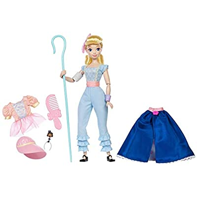 Disney Pixar Toy Story 4 Epic Moves Bo Peep Action Doll: Toys & Games