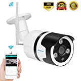 Best IP Camera With Nights - WiFi Camera Outdoor Home Security Camera Wireless Camera Review