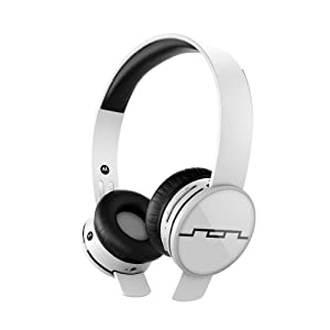 SOL REPUBLIC 1430-02 Tracks Air Wireless On-Ear Headphones with A2 Sound Engine, Ice White