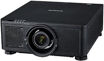 Canon LX -MU800Z Video - Proyector (8000 lúmenes ANSI, DLP ...
