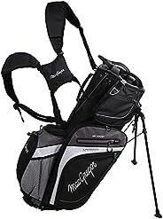 MACGREGOR Golf Hybrid Stand/Cart Golf Bag with 14 Way Divider