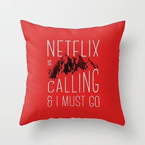 Amazon.com: Throw Pillow Covers 18 x 18 Inch Cotton ...
