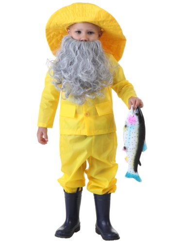 Little Boys' Fisherman Costume 4T