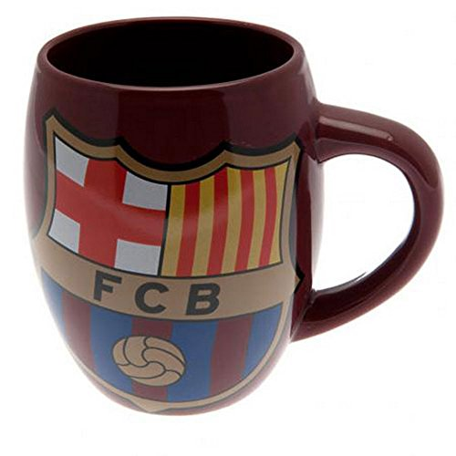 Official Football Team Gift F.C. Barcelona Tea Tub Mug (Club Barcelona Football)