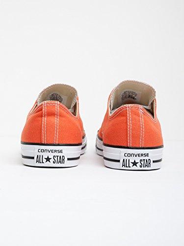 Unisex Orange Star Converse Sneakers White Adulto all Taylor Chuck qgwZfX