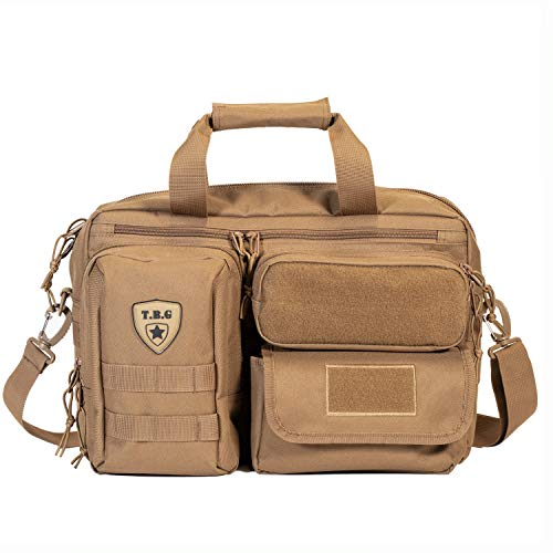 Tactical Baby Gear Deuce 2.0 Tactical Diaper Bag (Coyote Brown)