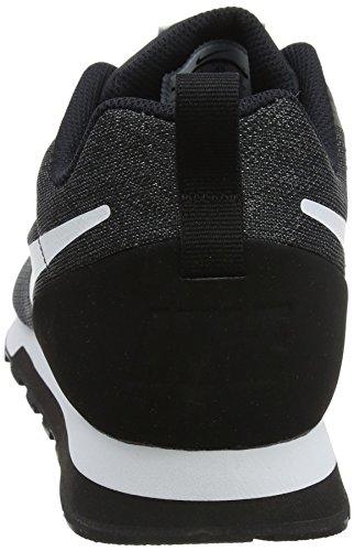 Runner Gymnastikschuhe Md Nike Grau Black Mesh 004 Herren 2 White Eng Gunsmoke BpwaCqfpx