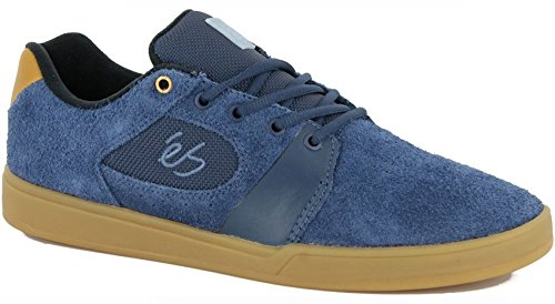 eS Skateboard Schuhe DIE BESCHLEUNIGTE NAVY / GUM Marine / Gummi
