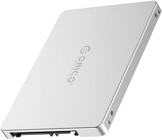 AOEIUV Estuche 2.5 Pulgadas M.2 NGFF a SATA 3.0 SSD Adaptador ...