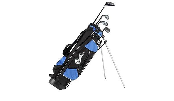 Confidence Golf Junior - Juego de palos de, Edad 4 - 7, Mano ...