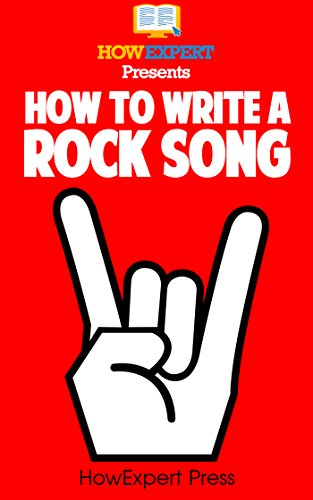 How To Write a Rock Song: Your Step By Step Guide To Writing Rock Songs