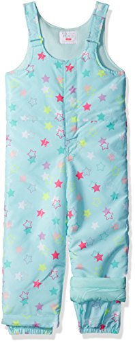 The Children's Place Baby Toddler Girls' Printed Snowsuit, Icelandic, 4T
