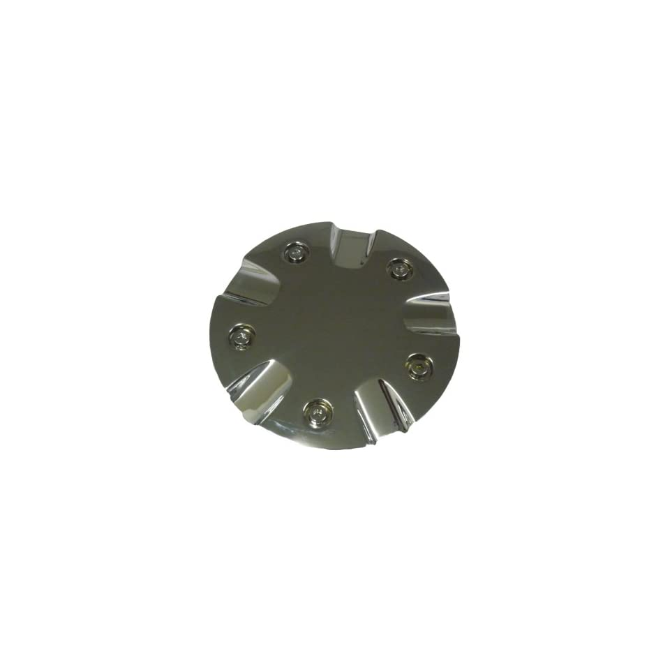 Ford and Mercury Chrome Wheel Center Cap