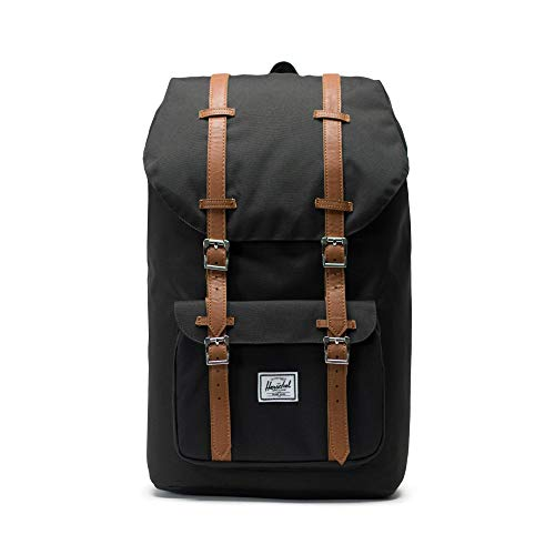 Herschel Little America Backpack-Black