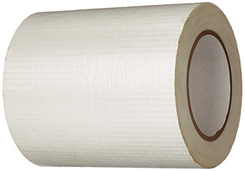 - T.R.U. FIL-835B/D Transparent Bi-Directional Filament Strapping Tape: 6 in. x 60 yds.