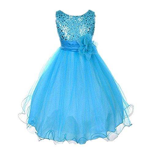 light blue ball dresses - 6