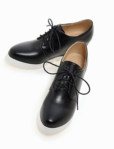 Casual Women's a us6 Black Dressed Eu36 Outdoor Cn36 Njx Shoes Silver Hug Pointed Tray Uk4 Black Office Gold platform White Work 5yqc0OcB