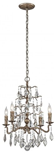 Siena Four Light Pendant in US - 2