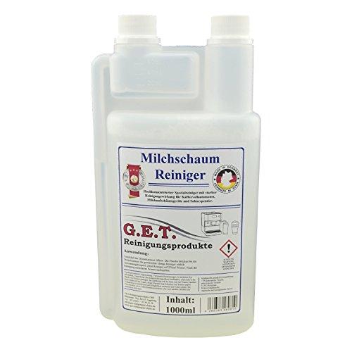 GET Spezial Milchschaum-Reiniger ohne Farbstoffe 1000ml