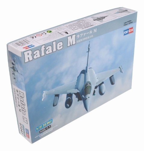 Hobby Boss Dassault Rafale M Airplane Model Building Kit